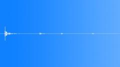 Bullet Drop Carpet 02 Sound Effect