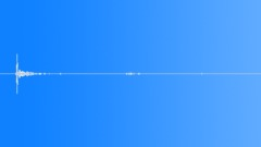 Bullet Drop Carpet 03 Sound Effect
