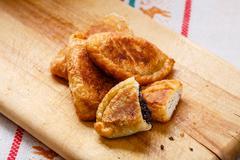 Empanadas (pirozhki) Stock Photos
