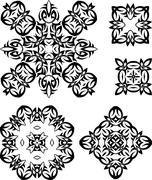 Tribal Tattoo Design Piirros