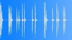 Close Dog Barking - Loop - sound effect