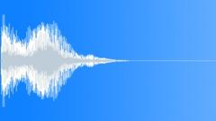 Sci-Fi Game Menu Slide 01 Sound Effect