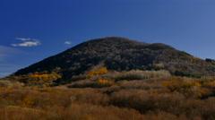 Bulgaria, Balkan тaymlaps autumn landscape. Stock Footage