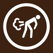 Fart Rounded Vector Icon Piirros