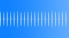 Ten Sec Clocking - Repetitive Efx - sound effect