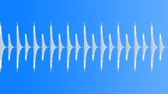 Timekeeping - 10 Sec Repeatable Idea Sound Effect