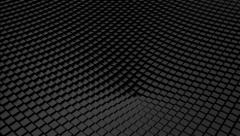 cubic texture seamless loop - stock footage