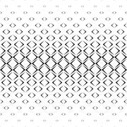 Seamless rectangle pattern design Stock Illustration