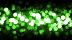 Green and Dark Loopable Soft Background Stock Footage