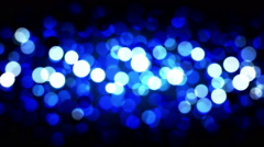 Dark and Blue Loopable Background Stock Footage