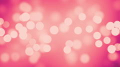 Soft Red Background Loopable Stock Footage
