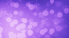 Purple Loopable Background Stock Footage
