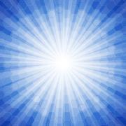Soft Rays - stock illustration
