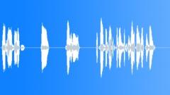 RTS index Voice alert (61.8FIBO) - sound effect