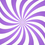 Lavender twirl pattern background - stock illustration