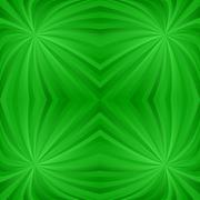 Seamless green twirl pattern background Stock Illustration