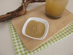 Medicinal clay water Stock Photos