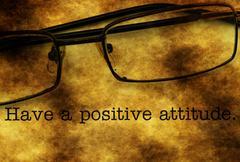Have positive attitude Stock Photos
