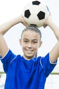 Teen Youth Soccer - stock photo