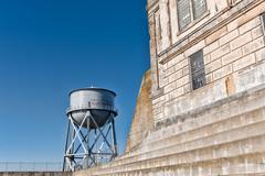 Stock Photo of Alcatraz