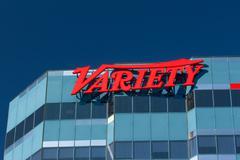 Variety Magazine Los Angeles Headquarters - stock photo