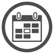 Appointment Date Icon - stock illustration