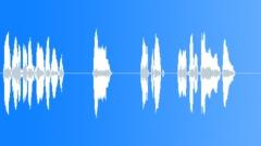 DJIA (YM) Month volume - sound effect