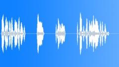 DJIA (YM) - (One hour resistance) Sound Effect