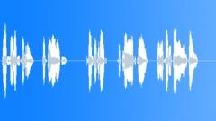 DAX Futures (FDAX) 15 min Cluster Chart Sound Effect