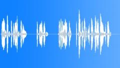 EURO STOXX 50 Index Futures (FESX)  (VWAP - Support 1 line) - sound effect