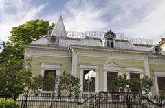 Stock Photo of Building neoclassical style late 19th century, Bulgaria Ruse