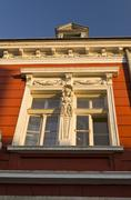 Building neoclassical style late 19th century, Bulgaria Ruse - stock photo