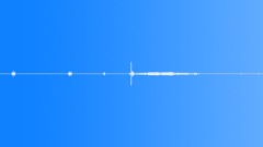 Single match strike sound effect - sound effect