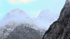 Stock Video Footage of autumn in austria, tirol
