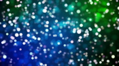 Broadcast Light Bokeh, Multi Color, Events, Loopable, HD Stock Footage