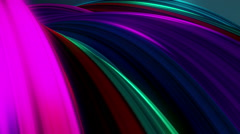Abstract colourful background - stock footage