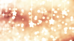 Bright New Year Loopable Background - stock footage