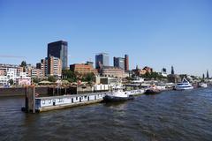 Hamburg - stock photo
