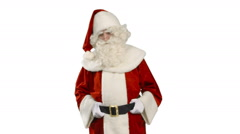 Santa Claus is Waiting Stock Footage