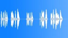 USDMXN (6M) 15min volume Sound Effect