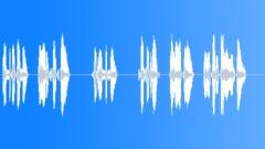 USDMXN (6M) Hour Cluster Chart - sound effect