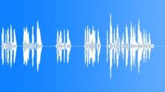 USDMXN (6M) - (VWAP - Resistance 1 line) - sound effect