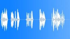 BRLUSD (6L) Volume Journal Sound Effect