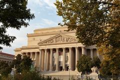 Stock Photo of National Archives, Washington DC