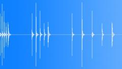 Woodblock Slide Down - sound effect