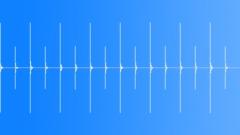 Woodblock Clock Ticking 02 - sound effect