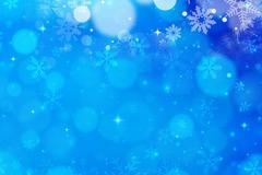 New sweet frozen background - stock illustration