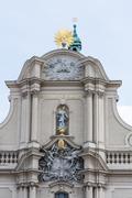 Heilig-Geist-Kirche - stock photo