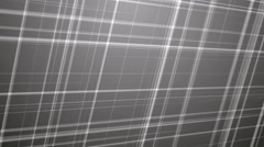 Intersecting Colored Fractal Lines Background - Grey Stock Footage
