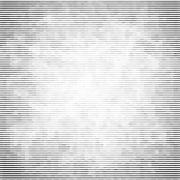 Abstract grayscale lines background Stock Illustration